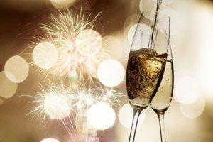 Unforgettable New Year's dinner at Restaurant Haven