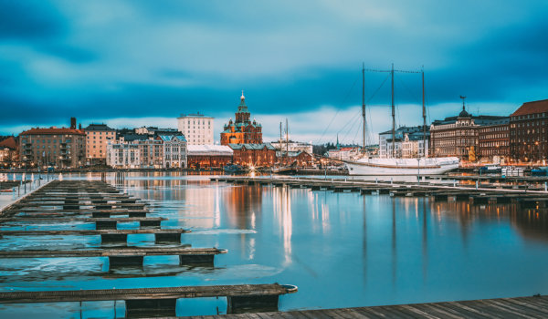 Enjoy the Helsinki city vibes and enjoy 30 % off from the daily flexible rate at Hotel Haven