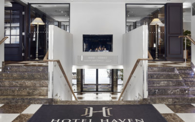 Hotel Haven offers versatile space for all customers