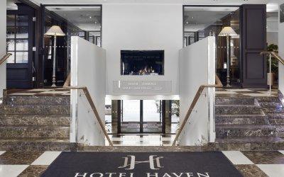 Hotel Haven tilat ovat monipuoliset