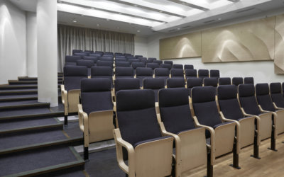 Hotel Haven's Auditorium serves the best for seminars and educational events up to 62 people