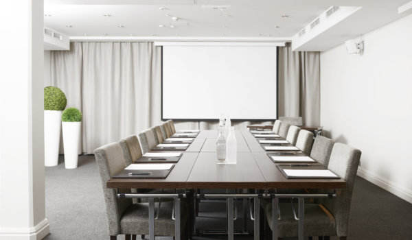 Hotel Haven's meeting room Haven 1 is a versatile space with a maximum capacity of 24 people