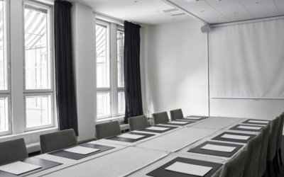 Hotel Haven's meeting room Haven 3 is a versatile space with a maximum capacity of 30 people