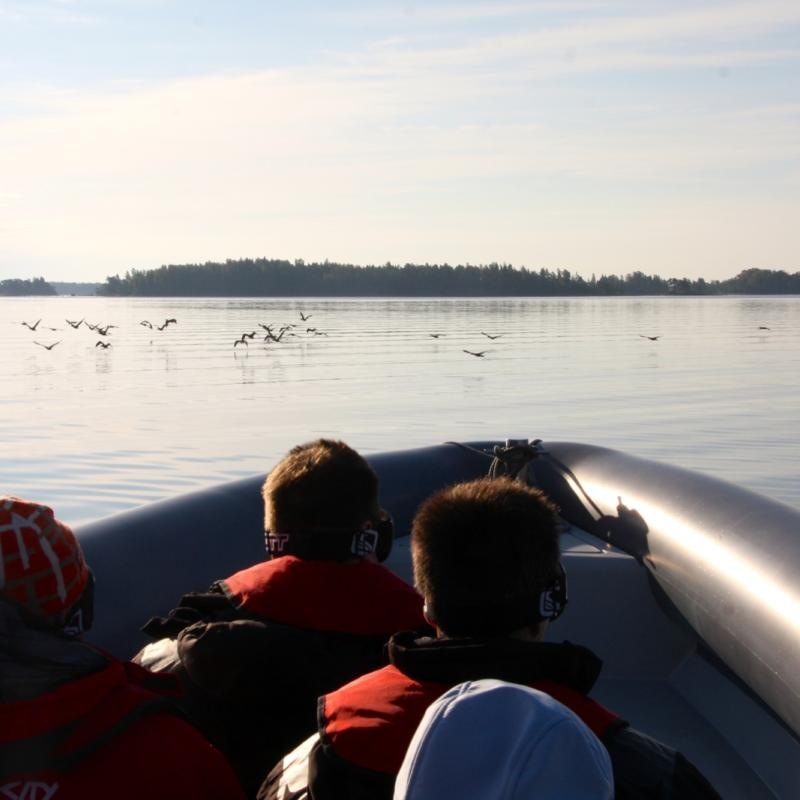 Creating Sea adventures in Helsinki according to your wishes.