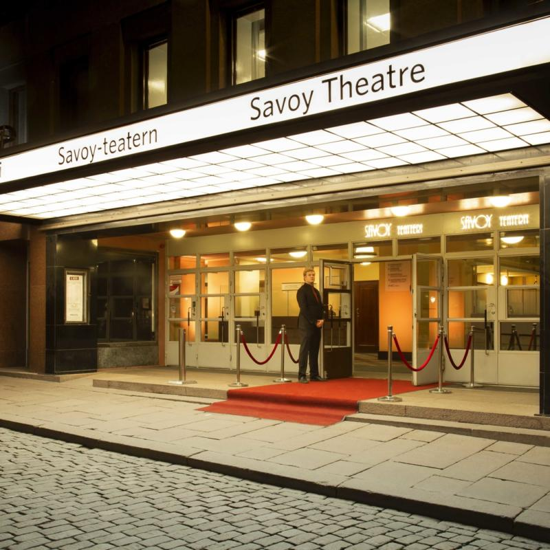 Enjoy a Luxurious theatre Getaway in Helsinki!