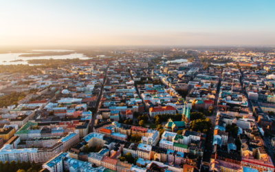 Hotel Haven sijaitsee kauniissa Helsingin keskustassa