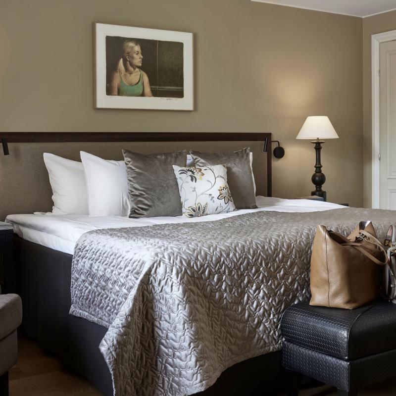 Prime Superior-huoneet luovat täydelliset puitteet unohtumattomalle hotellikokemukselle.
